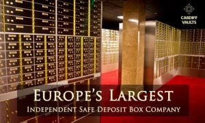 OpeningSoon Safety Deposit Boxes Cardiff