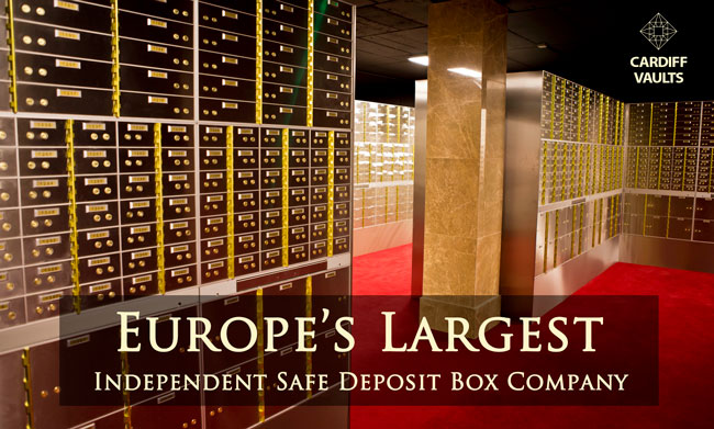 OpeningSoon Safety Deposit Boxes Cardiff